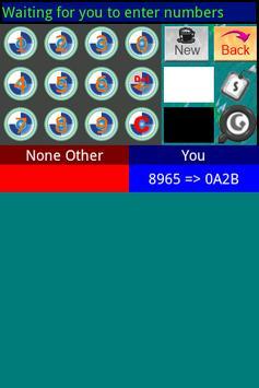 1A2B Brainstorming Game screenshot 2