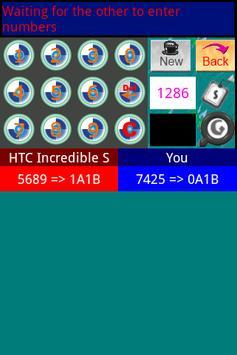 1A2B Brainstorming Game screenshot 5
