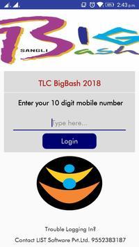 TLC BigBash screenshot 1