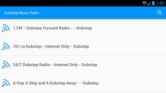 Dubstep Music Radio screenshot 2