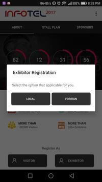 INFOTEL 2017 - ICT Exhibition apk screenshot