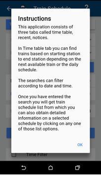 Sri Lanka Train Schedule 截圖 2