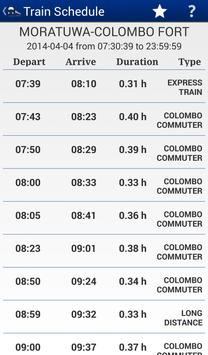 Sri Lanka Railway Time Table Colombo To Matara