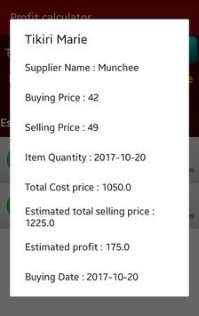 Profit Calculator screenshot 6