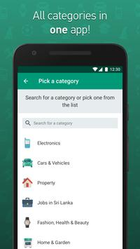 ikman - Sell, Buy & Find Jobs apk screenshot
