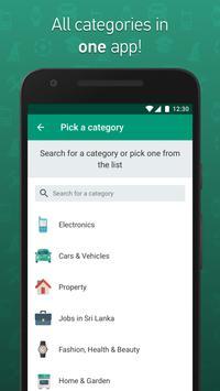 ikman - Sell, Buy & Find Jobs apk screenshot
