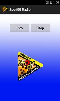 Sport99 Android Player poster