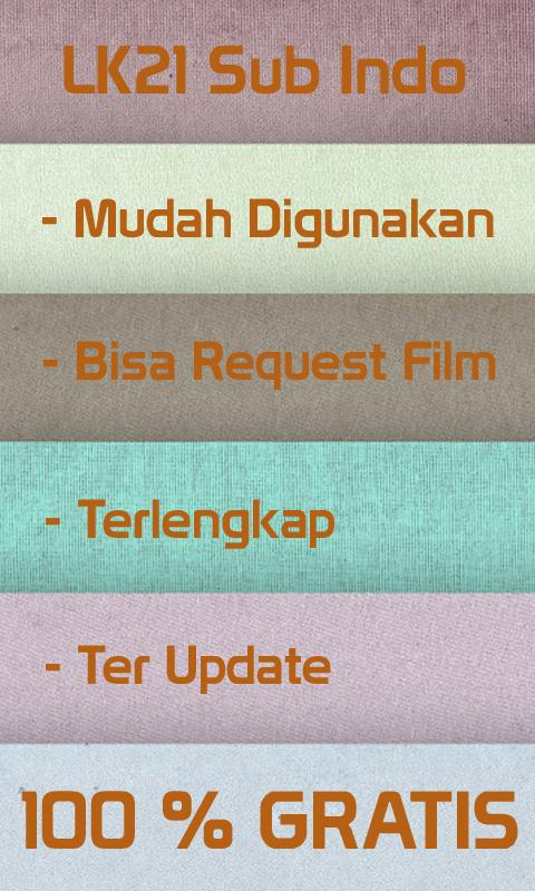 LK21 Nonton Film IndoXXI for Android - APK Download
