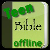 Teen Bible Verses offline FREE icon