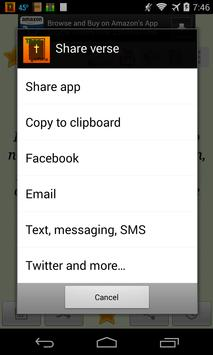 Teen Bible Verses offline FREE apk screenshot