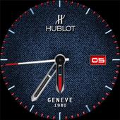 Watch Face Jeans HUBLOT Denim icon
