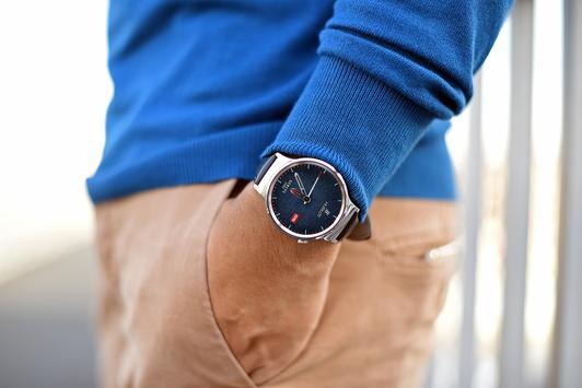 Watch Face Jeans HUBLOT Denim apk screenshot