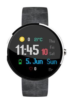 LED Digital Watch Face apk screenshot