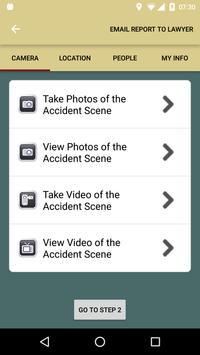 Benedict Law Injury Help apk screenshot