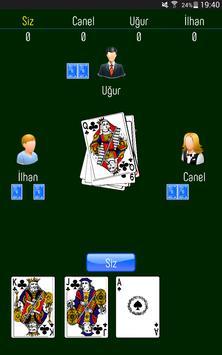 Pişti screenshot 3