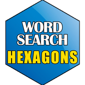 Word Search: Hexagons icon