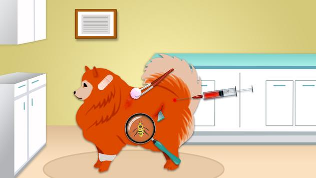 Crazy Pet Vet Animal Doctor Game - Free apk screenshot