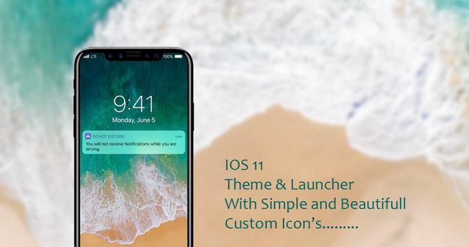 IOS 11 Theme And Launcher APK [1 0 3] - Download APK