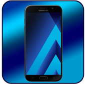 Theme for Samsung A7 2018 (Galaxy) icon