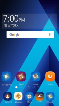 Theme for Samsung A7 2018 (Galaxy) apk screenshot