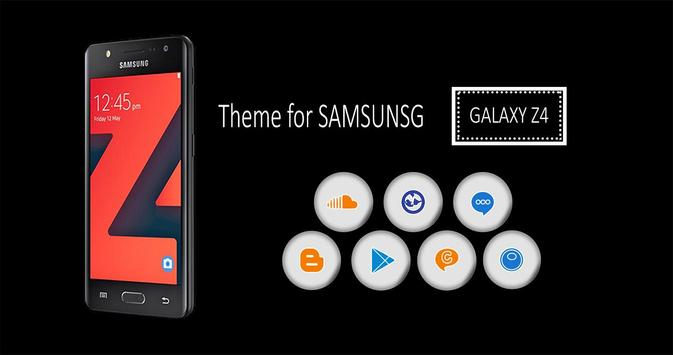 Theme for Samsung Z4 for Android - APK Download