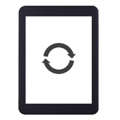 E-Ink Display Refresh icon