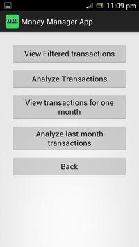 Money Manager screenshot 5