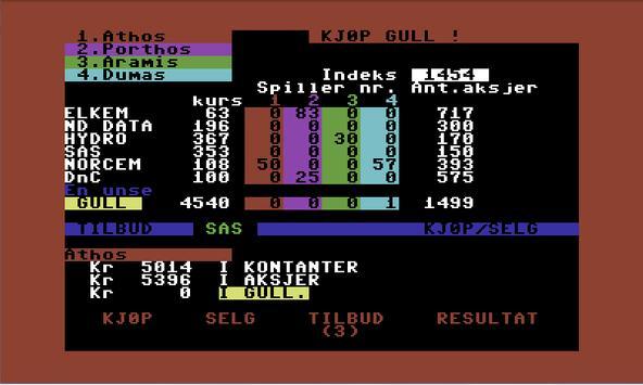 OsloBors apk screenshot