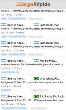 CargaRapido apk screenshot