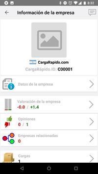 CargaRapido screenshot 4