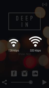 DeepIN Radio screenshot 1