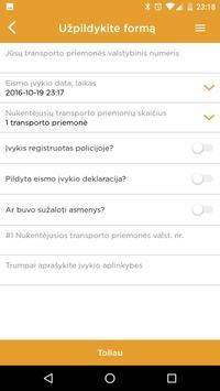 Perlo Draudimas screenshot 3