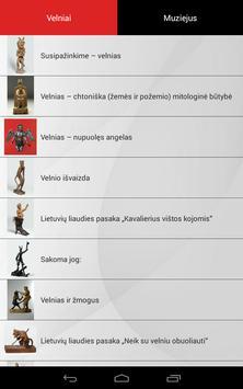 Velnių Muziejus apk screenshot