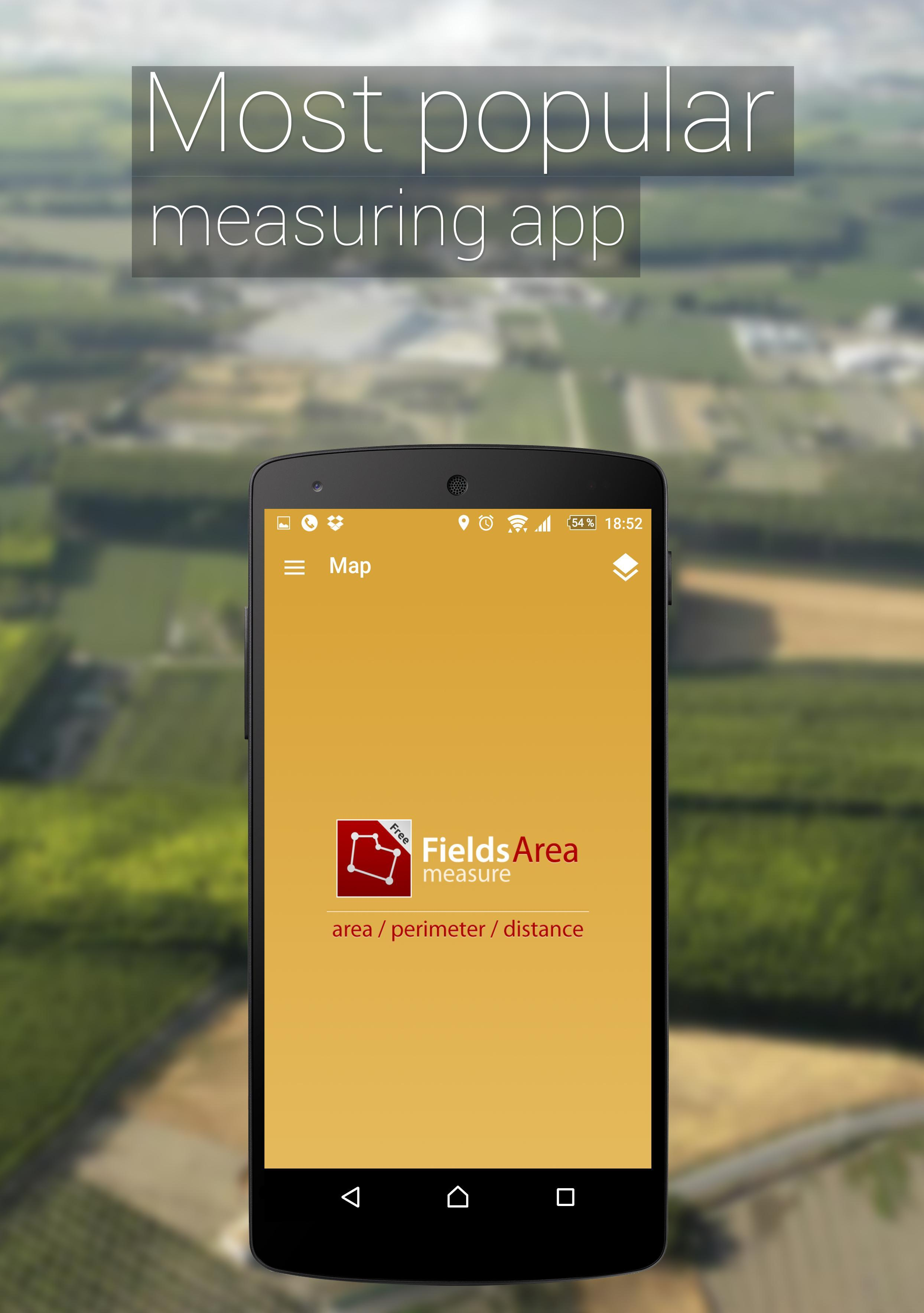 GPS Fields Area Measure for Android - APK Download