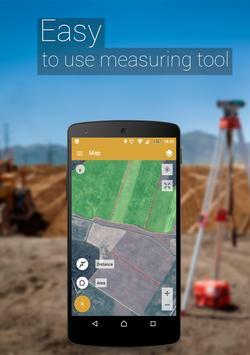 GPS Fields Area Measure screenshot 1