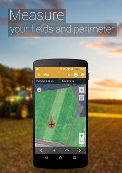 GPS Fields Area Measure screenshot 2
