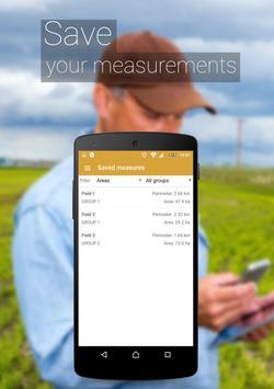 GPS Fields Area Measure screenshot 5