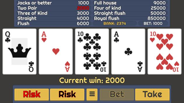 Video Poker screenshot 7