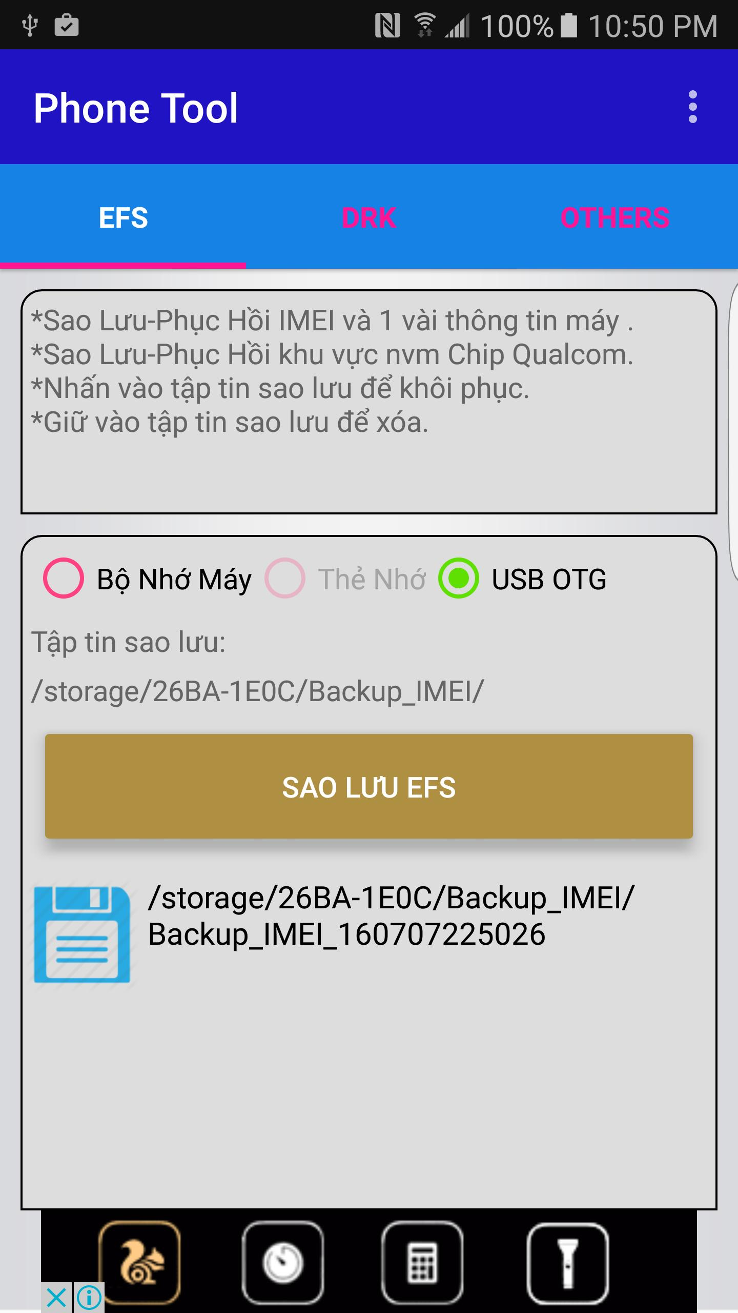 Phone Tool☆EFS☆IMEI☆DRK☆LOCALE for Android - APK Download