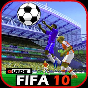 Guide FIFA 10 poster