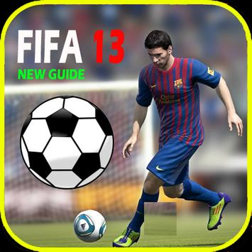 Guide FIFA 13 poster