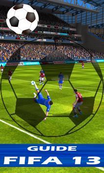 Guide FIFA 13 apk screenshot