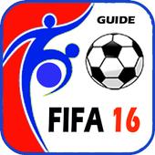 Guide FIFA 16 icon