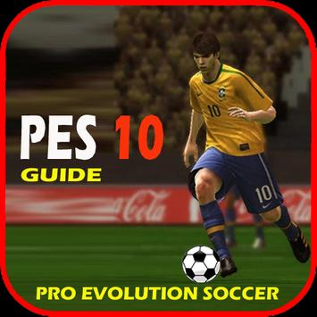 Guide PES 10 poster