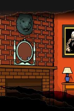 脱出ゲーム: 密室狂いの男 apk screenshot