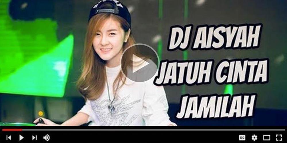 download video tik tok dj aisyah jatuh cinta pada jamila