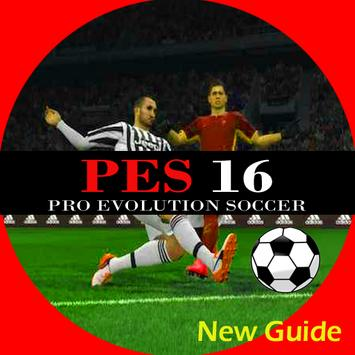 Guide PES 16 New poster