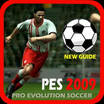 Guide PES 2009 New poster