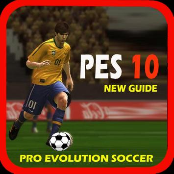 New Guide PES 10 poster