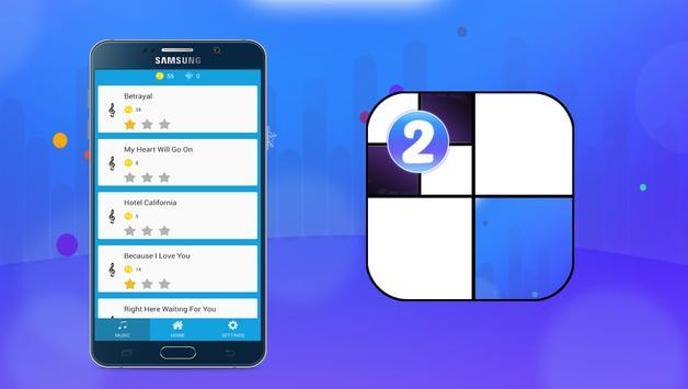 Piano challenges - tap tiles apk screenshot